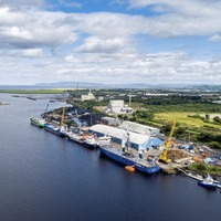 Trade down nine per cent at Foyle Port amid 'severe challenge' of pandemic and Brexit