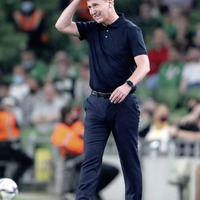 Stephen Kenny not interested in early contract extension ahead of Azerbaijan trip