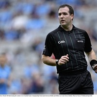The diary of an inter-county referee