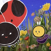 Young viewers invited to journey to Wild Meadows with Ladybird and Bee