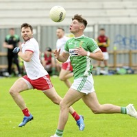 Aghagallon's greater firepower could see them progress