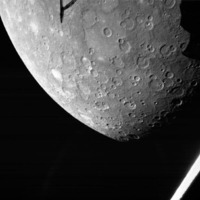 European-Japanese space mission gets first glimpse of Mercury