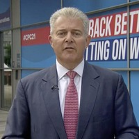 Brandon Lewis says British government is seeking 'sustainable' solution to protocol issues