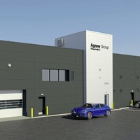 Agnew Group invests £6.5m in new body shop and EV charging network