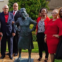 Family's delight as statue of medical pioneer Henrietta Lacks is unveiled