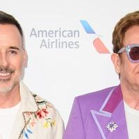 Sir Elton John and David Furnish to receive lifetime achievement award