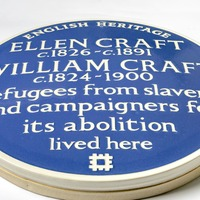 African-American couple who escaped slavery in US honoured with blue plaque