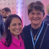 Former DUP press officer Deborah Erskine set to step into Arlene Foster's shoes