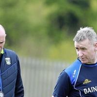 Speed of senior football was a shock admits Eglish boss Mattie McGleenan