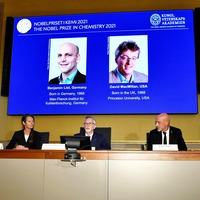 Nobel Prize for chemistry honours 'greener' way to build molecules