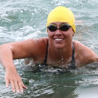 Swimmer chasing record in bid to be crowned 'Queen of the English Channel'