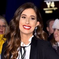 Stacey Solomon shares images of her sons meeting their newborn sister