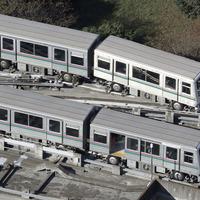 32 injured in Tokyo after 5.9-magnitude quake halts trains