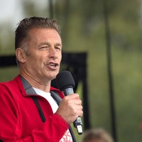 Chris Packham vows to carry on campaigning despite arson attack at home