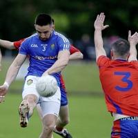 Hampsey and Morgan go toe-to-toe as Coalisland avoid shock against Edendork
