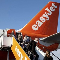 Easyjet reports 400 per cent jump in sales following relaxation of travel rules