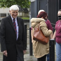 Veteran Dennis Hutchings arrested as police suspected he fired fatal shots in 1974, trial told