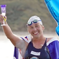 'Queen of the Channel' – marathon swimmer makes history with 44th crossing