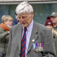 Dennis Hutchings' lawyer calls for 'Dennis' Law' to stop prosecution of veterans