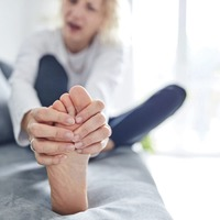 Ask the GP: Why do my feet feel like they're on fire?