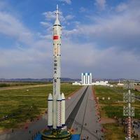 China prepares to send three astronauts on longest crewed mission