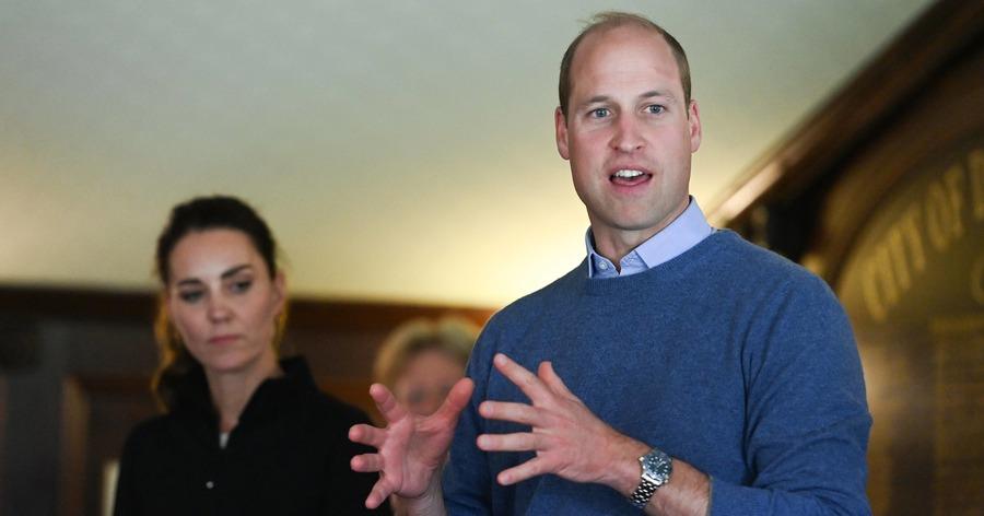 William insta a la sociedad a 'unirse para arreglar el planeta' en la primera ceremonia de Earthshot