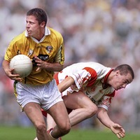 From Brother Christopher to Burren... GAA is a way of life for Antrim's Gearóid Adams
