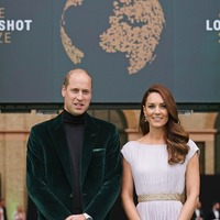 Stars arrive for William's inaugural Earthshot ceremony