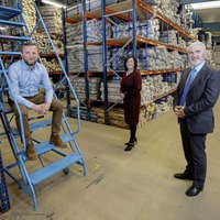 Newry-based online rug retailer Kukoon opens distribution centre in Liverpool