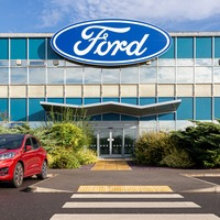 Huge investment by Ford at Halewood site to make electric vehicle components