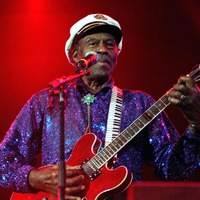 Chuck Berry's birthday marked by release of posthumous album