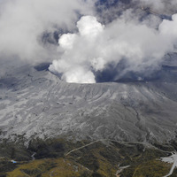 Japan's met office increases warning level on volcano after eruption