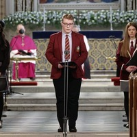 Young voices offer hope amid old arguments at church centenary event