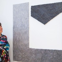 Orkney-based artist wins prestigious award for tapestry