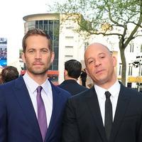 Vin Diesel walks Paul Walker's daughter down the aisle at wedding