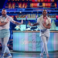 Bake Off star John Whaite tops Strictly leaderboard with bakery-themed routine