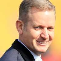 Jeremy Kyle marries fiancee after postponing ceremony six times