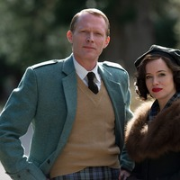 First look at Claire Foy and Paul Bettany in drama series about Argyll divorce